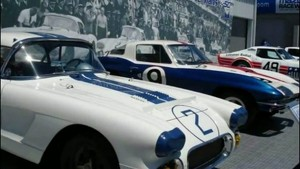 Corvette Le Mans Tribute
