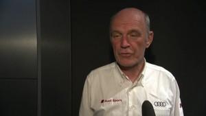 Audi Le Mans Victory - Interview Dr. Ullrich