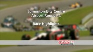 2011 Edmonton- Indy Lights - Race 1 Highlights