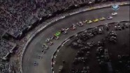 Fifth Caution, Right After Restart - Richmond International Raceway 2011