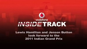 Inside Track - Lewis and Jenson Preview the Indian Grand Prix
