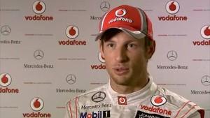 Vodafone McLaren Mercedes 2012 Launch - Jenson Button Q&A