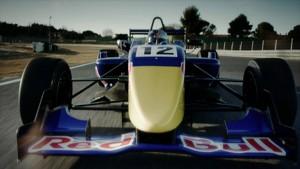 Red Bull Gisela's driving license 2012