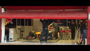 Infiniti Red Bull Racing mood film