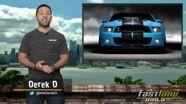 2013 Nissan Rogue, Polar Bear Arrest, GT500 Launch Control, & Dumbass Tuesday!