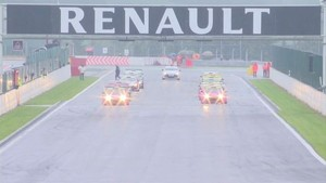 Eurocup Megane Trophy Spa News 2012 - Race 2