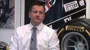 F1 Pirelli 2012 - Europe - Paul Hembery Interview