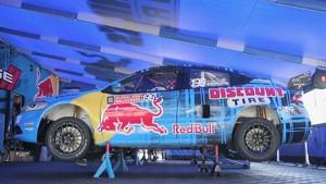 Sebastien Loeb X-Games 2012