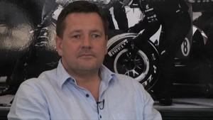 F1 Pirelli 2012 - Great Britain - Paul Hembery Interview