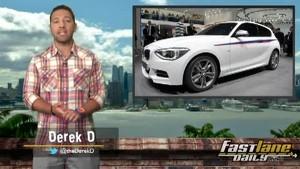 DeLorean Monster Truck, DeTomaso Bankrupt, US BMW M Specs, & Humpday GOTW!