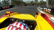 Porsche RS Spyder LMP2 laps Bathurst