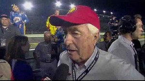 Roger Penske's Post Race Interview - Homestead - 11/18/2012