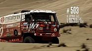 Dakar 2013 - Trucks and Quads - 05 and 06