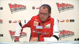 "Wrooom 2013 – Domenicali: ""Two drivers, one guarantee!"""