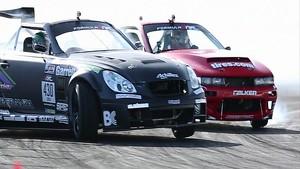 2012 - Formula D - Long Beach