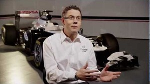 Jason Somerville, Head of Aerodynamics at the Williams F1 Team on the improvements to the FW35