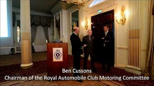 2013 6 Hours of SIlverstone and the Tourist Trophy Launch in London