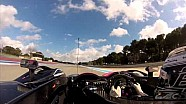 Lap of Le Castellet with Bertrand Baguette (BEL) - nr35 Oak Racing Morgan-Nissan