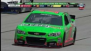 Danica Hits The Wall During Practice: Darlington