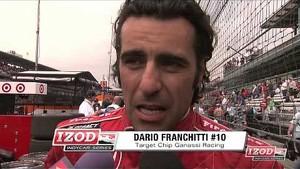 Drivers Talk 2013 Indy 500