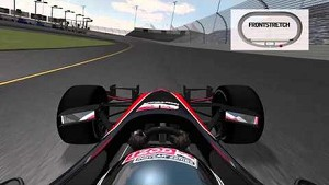 2013 Virtual Lap of Iowa Speedway