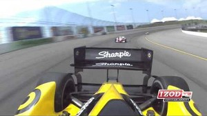 IZOD IndyCar Series Iowa Practice Highlights