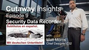 Cutaway Insights - Episode 9: Security Data Recorder (SDR) - Sauber F1 Team