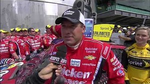 Ryan Newman wins the Brickyard 400! | Indianapolis Motor Speedway