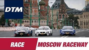 DTM - Moscow 2013 - Race (Re-Live)