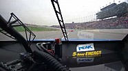NASCAR Whitt spins as rain begins | Chicagoland (2013)