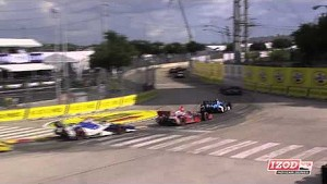 Grand Prix of Houston Race1 Highlights