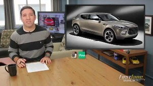 Audi Sport Quattro, Tom Cruise as Shelby, Aston SUV, Longer Range Rover, & Friendsday Wednesday!