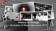 History & Heritage / Evolution of Race Cars, extended version - Sauber F1 Team