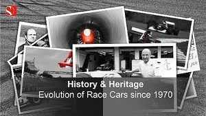 History & Heritage / Evolution of Race Cars, extended version - Sauber F1 Team