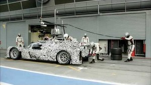 The Art of the Pit Stop by Porsche