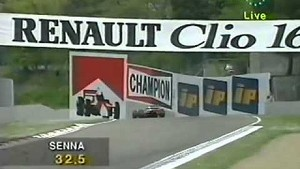 Ayrton Senna: Imola 1993 Qualifying accident