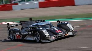 Audi Tests Prototype Racer at COTA