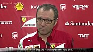Malaysian GP - Stefano Domenicali about race