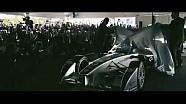Teaser - 2014 FIA Formula E - Michelin