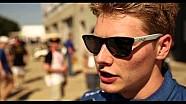 Josef Newgarden talks qualifying at Barber Motorsports Park