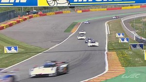 The start of WEC 6 Hours Spa-Francorchamps