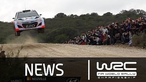 Stages 8-9: Xion Rally Argentina 2014