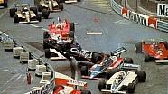 1980 Monaco GP: Derek Daly horror crash