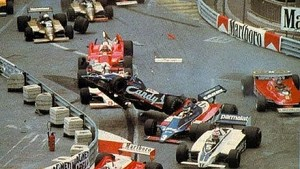 1980 Monaco GP: Derek Daly horror crash