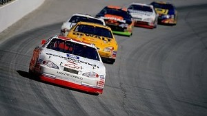 3/11/01 - Atlanta - Kevin Harvick's emotional first NSCS victory