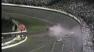 Chaos on the final lap - Allison wins 1992 All-Star Race in spectacular fashion