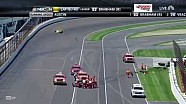 Chase Austin Vicious Crash - 2014 Indy Lights Indianapolis