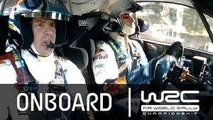 Onboard Jari-Matti Latvala/ Xion Rally Argentina 2014