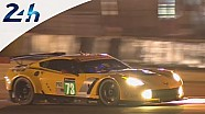 Le Mans 2014 - the new Corvette C7.R discovers the circuit