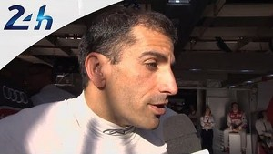Le Mans 2014: Interview with Marc Gene after a first tint aboard the Audi no.1